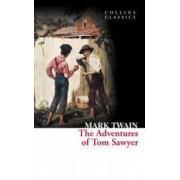 The Adventures of Tom Sawyer Collins Classics
