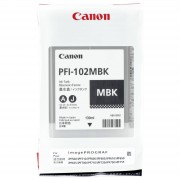 Canon PFI-102 MBK ink matt black
