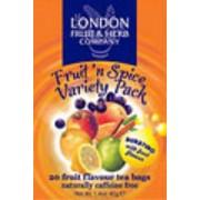 London filteres fűszeres gyümölcstea 20 filter