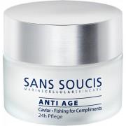 Sans Soucis Anti-Age Caviar - Fishing for Compliments 24h Pflege 50 ml