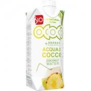 OCOCO 100% Acqua di cocco con Succo di Ananas 330 ml - VitaminCenter