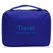 spiritual house Waterproof Travel Your Life Cosmetic Toiletries Bag Make Up Organizer Travel Toiletry Kit(Multicolor)