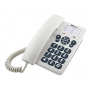 3602 TELEFONO SPC SOBREMESA BLANCO