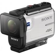 SONY Câmara Action Cam FDR-X3000R Branca+AKA-FGP1