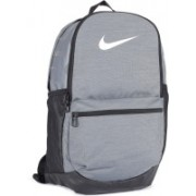 Nike NK BRSLA M 24 L Backpack(Grey)