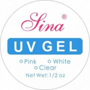 Gel UV Sina Transparent (Clear)- 15ml