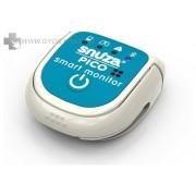 Snuza Pico hordozható Mobil babafigyelő (légzésfigyelő) Bluetooth kapcsolattal, a hőmérsékletet is méri