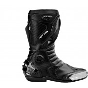 XPD XP3-S Motorcycle Boots Black Grey 41