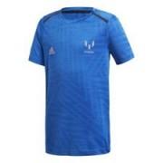 adidas Trainingsshirt Messi Icon - Blauw Kinderen