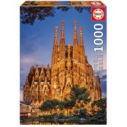 Educa Children's 1000 Sagrada Familia Puzzle (Piece)