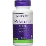 vitanatural melatonine natrol - 1 mg - 180 tabletten