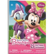 Minnie Mouse Bow-tique 25 Tattoos