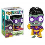 Funko Pop Super Brainz Plants Vs Zombies Garden Warfare Excl