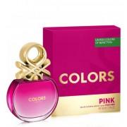 Benetton Colors de Benetton Pink EDT дамска тоалетна вода 80 мл.
