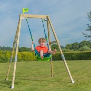 TP Toys Forest Growable Acorn Swing with QuadPod