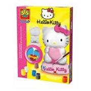 Pravimo skulpturu Hello Kitty 01263