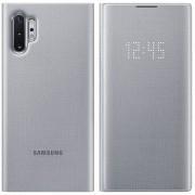 Samsung LED View Cover LED kijelzővel Samsung Galaxy Note 10 Plus ezüst (EF - NN975PSEGWW) tok telefon tok hátlap