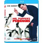 MR. Poppers Penguins BluRay 2011