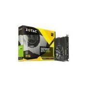 Placa de Vídeo VGA NVIDIA Zotac GEFORCE GTX 1050 TI 4GB ZT-P10510A-10L