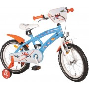 Bicicleta copii E&L Cycles Disney Planes 16''