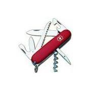 Canivete Suíço Victorinox Camper Vermelho 13 funções Original 1.3613