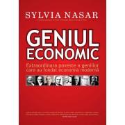 Geniul economic. Extraordinara poveste a geniilor care au fondat economia moderna (eBook)