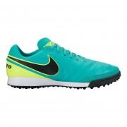 Zapatos Fútbol Hombres Nike Tiempo MystIC V TF-Verde