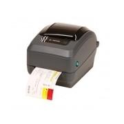 Zebra GX430t, Impresora de Etiqueta, Alámbrico, USB, Serial, Negro