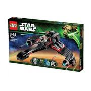 Lego Star Wars Jek 14's Stealth Starfighter (75018)