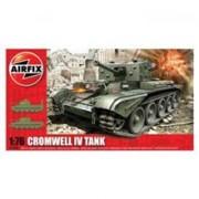 Kit Modeism Airfix 02338 Tanc Cromwell Iv Tank Scara 1:76