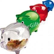 Pusculita semi transparenta Piggy
