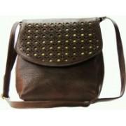 Kandel London Brown Sling Bag