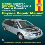 Dodge Caravan Chrysler Voyager & Town & Country: 2003 Thru 2007
