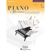 Piano Adventures, Level 4, Lesson Book, Paperback/Nancy Faber