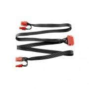 Cablu adaptor Enermax EMC014-F 1x SATA - 2x 6+2pin PCIe, 0.5m