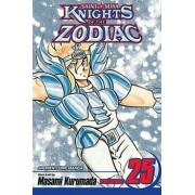Knights of the Zodiac (Saint Seiya), Vol. 25, Paperback/Masami Kurumada