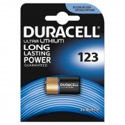 Duracell Ultra Photo DL123A