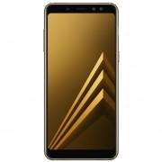 Samsung Galaxy A8+ (2018) Dual Sim LTE 4+32GB- Gold