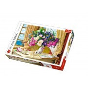 Trefl Puzzle Slagalica Flowers in the morning 1000 kom (10526)
