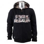 kapucnis pulóver férfi - Max - METAL MULISHA - BLK