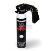 Aerosol lacrymogène anti-agression gel poivre 300 ml