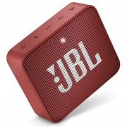 Jbl Go 2, Waterproof, Parlante Portátil Bluetooth - Rojo