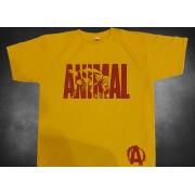 Animal 1 Yellow-Red T-shirt
