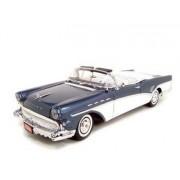 1957 Buick Roadmaster Diecast Model Blue 1:18 Die Cast Car