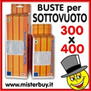 BUSTE GROFFATE SOTTOVUOTO