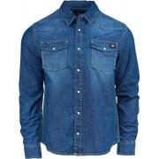 Dickies Willard Skjorta Blå XL