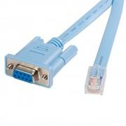 startech cable rj45 a serial db9 macho a hembra 1.8m