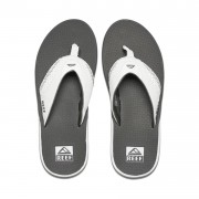 Reef Fanning heren slippers - Wit - Size: 47