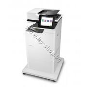 Принтер HP Color LaserJet Enterprise M681f mfp, p/n J8A11A - HP цветен лазерен принтер, копир, скенер и факс