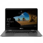 Лаптоп Asus UX461UN-PRO (Flip 360, Stylus Pen), Intel Core i7-8550U (up to 4GHz, 8MB), 14 инча FullHD (1920x1080) LED Glare Touch, 8GB DDR4, 90NB0GD1-